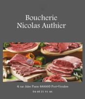 BOUCHERIE AUTHIER